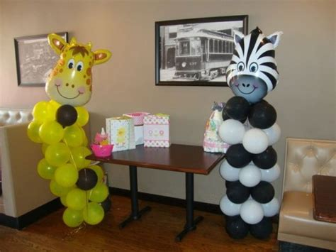 Some astonishing diy birthday party ideas for zoo amp jungle animals theme diy craft ideas