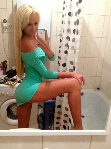hot girls in the bathroom girls and tight dresses why not both