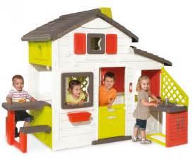 smoby haus maison friends house cuisine ete maisons plein air