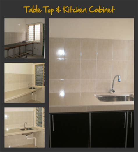 Kabinet Dapur Tanpa Table Top Kabinet Dapur Table Top Design Kitchen Cabinet Review