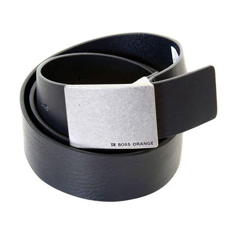 orange label mens jarrett n 50180959 navy leather