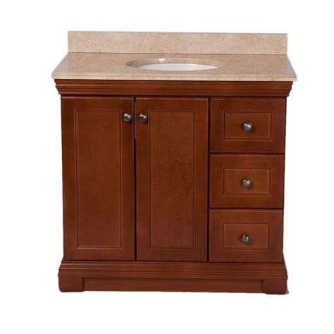 Effects Vanity Top by St Paul Brentwood 36 In Vanity In With