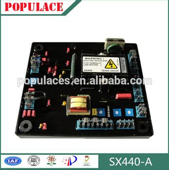 high quality brush type generator avr circuit diagram r438