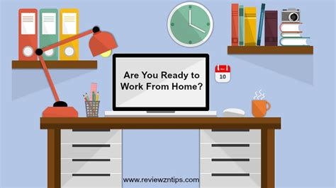 are you ready to work from home