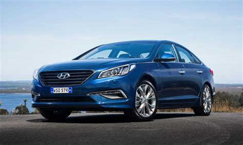 Hyundai Sanata by Review 2017 Hyundai Sonata Review