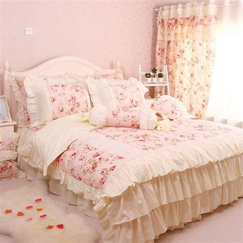 cheap pillows for bed 285 best ruffle princess bedding set images on pinterest