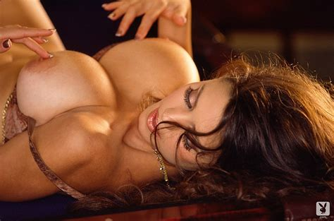 Miriam Gonzalez Nude Playboy Playmate