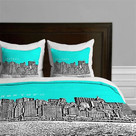 themed comforter sets total fab new york city skyline bedding nyc themed