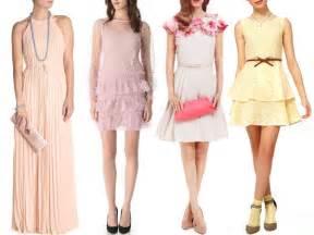 Wedding guest dresses for spring 2013 spring pastel wedding guests
