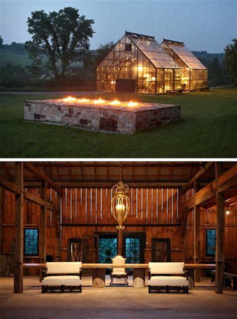 farm  rural dream barn houses beautiful interiors