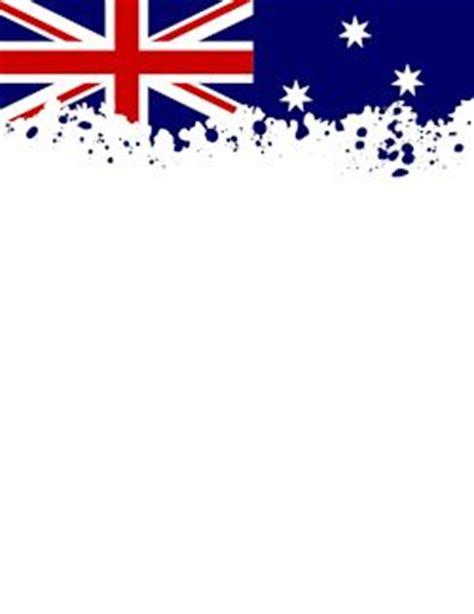 Setelan Flag United Kingdom Bayi Anak Australian Flag Border Owl Writing Paper