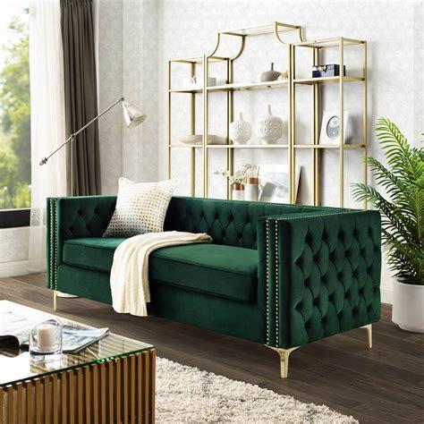 penjagaan sofa velvet nampak sentiasa cantik impiana