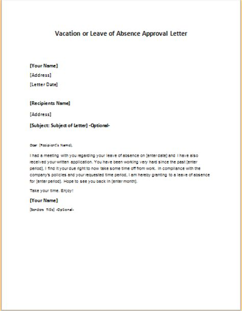 Absence Request Letter Sle Letter Announcing Bad News To Employees Writeletter2