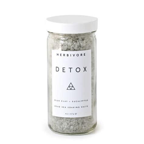 Herbivore Detox by Herbivore Botanicals Dead Sea Bath Salts Bath