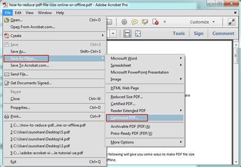 Compress Pdf File Offline | how to make pdf file size smaller seotoolnet com