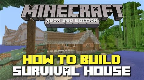 how to build a house in minecraft xbox 360 xbox 360 minecraft houses