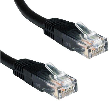 Kabel Lan 5m Cat 6 Jaringan Cat6 Utp 5 Meter Cbl Ct6st 50 5m schwarz netzwerk cat6 copper utp kabel gigabit ethernet