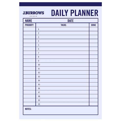 daily planner okl mindsprout co