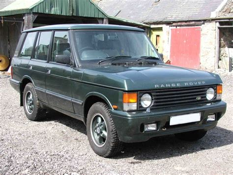 land rover old image gallery old range rover