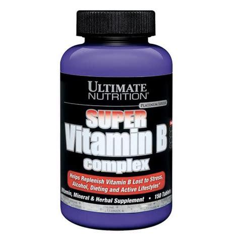 Suplemen Vitamin B12 Un Vitamin B Complex Jual Vitamin B