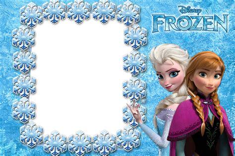 wallpaper navidad frozen marcos de fotos de frozen y sus amigos marcos gratis