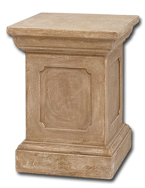 Small Pedestal phantom 15 quot pedestal small castellano collection