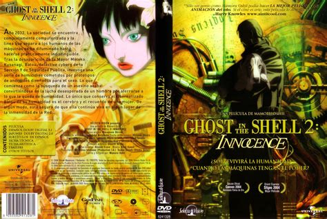 Ghost In The Shell 2 opinions on ghost in the shell 2 innocence