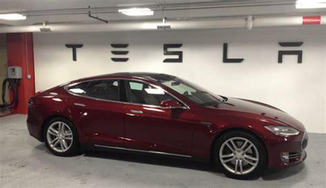Tesla Signature Model S Stephen Pace S Tesla Model S Signature Torque News