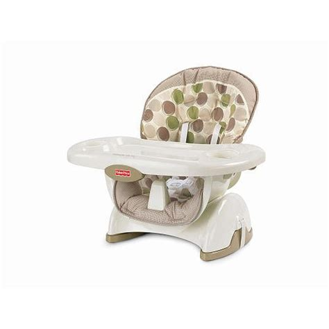 Space Saving High Chair fisher price space saver high chair circles ebay