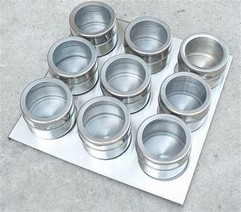 portaspezie magnetico jar spice rack acquista a poco prezzo jar spice rack lotti