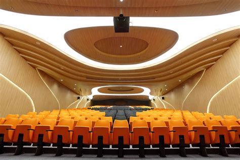 architect designers m auditorium planet 3 studios architecture archdaily