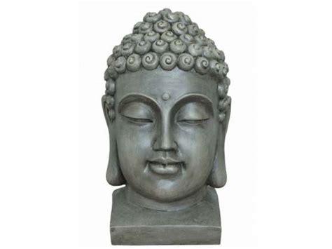 Tete De Bouddha En by T 234 Te De Bouddha En R 233 Sine
