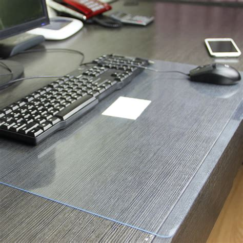 Computer Desk Protector Popular Glass Desk Pad Buy Cheap Glass Desk Pad Lots From China Glass Desk Pad Suppliers On