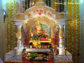 decoration themes for ganesh festival at home happy ganesh chaturthi 2014 ganesh chaturthi decoration