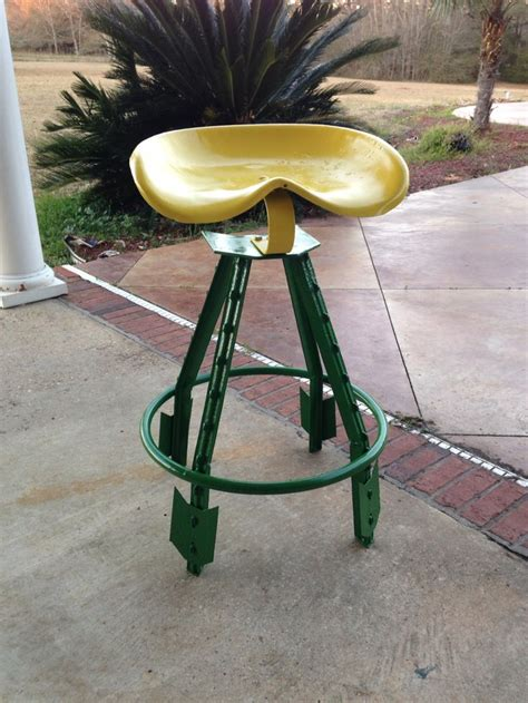 White Tractor Seat Stool by 25 Best Ideas About Tractor Seat Stool On