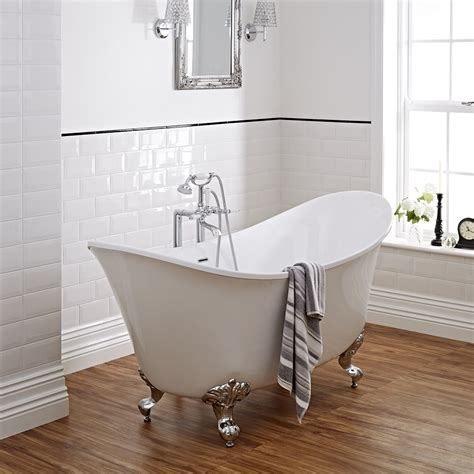 how to secure a bathtub the freestanding baths buyer s guide bigbathroomshop