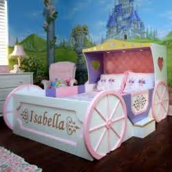 beds for little girls 13 cool carriage beds for little girls kidsomania