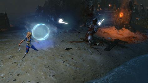 path of exile launches on steam includes new player