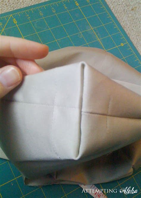 how to sew a couch cushion attempting aloha how to make boxed cushions doll bed