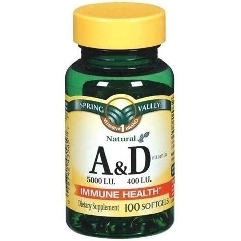 vitamin o supplement valley vitamin a d softgels dietary supplement