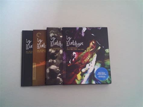 By Brakhage An Anthology Volumes One And Two Criterion criterionforum org packaging for by brakhage an anthology volume one