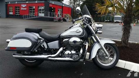 2001 honda shadow ace 750 deluxe for sale in port orchard