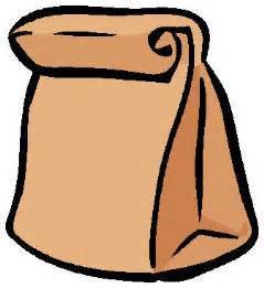 Image result for brown bag clip art