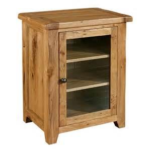 tuscany solid oak living room furniture hi fi stereo