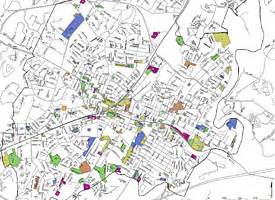 Charlottesville Virginia Map by Maps And Gis Data City Of Charlottesville