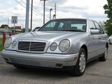 automobile air conditioning service 1998 mercedes benz e class windshield wipe control sell used 1998 mercedes benz e320 in 5152 lafayette rd indianapolis indiana united states
