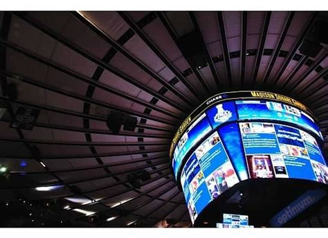 msg ceiling picture of square garden new york