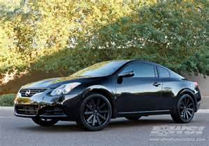 Nissan Rims For Altima Black Rims For Nissan Giovanna Luxury Wheels