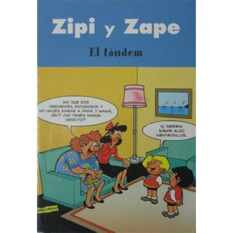 libro zipi y zape y ediciones b zipi y zape