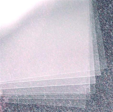 clear acetate sheets 16 quot x24 quot 100 sheets per pack